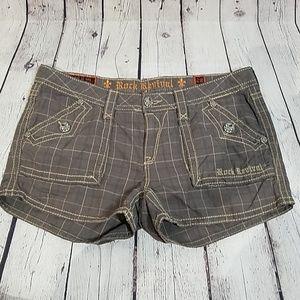 ROCK REVIVAL 28 shorts
